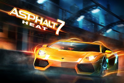 Asphalt 7: Heat wvga hvga apk & sd files free