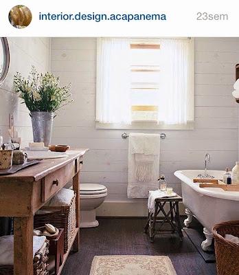 Selección instagram, inspiración para decorar baños con estilo y glamour