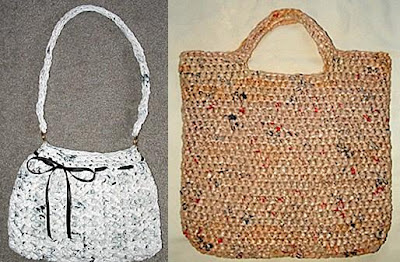 Cool and Creative Ways To Reuse Plastic Bags (45) 17