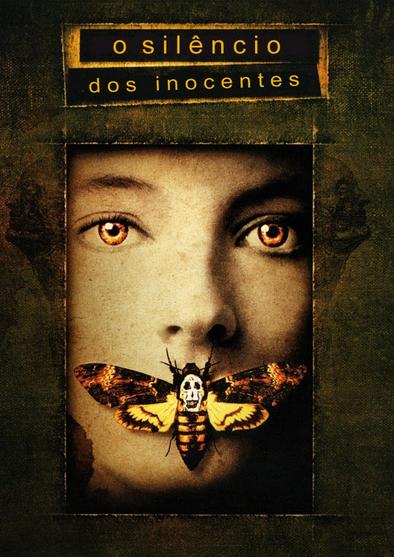 Filme O Silêncio dos Inocentes Dublado AVI DVDRip