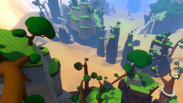 Windlands PC Gameplay