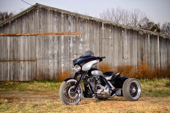 Harley Davidson Trike Flhxxx New Bikes