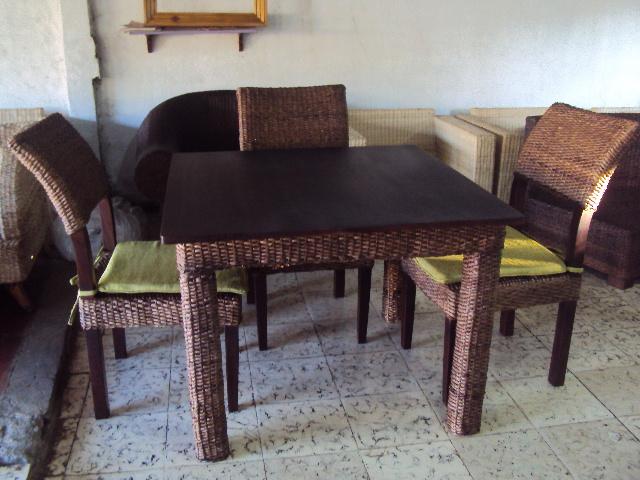 Muebles creaciones nela for Vendo muebles terraza