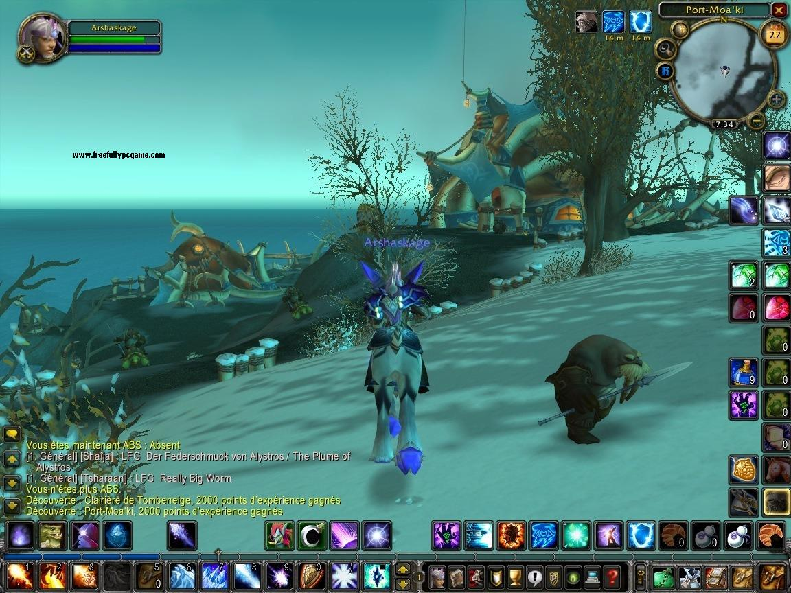 world of warcraft game free download full version for pc