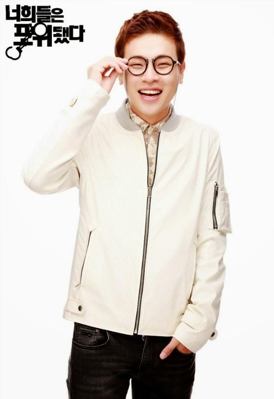 Park jung min sebagai ji kook