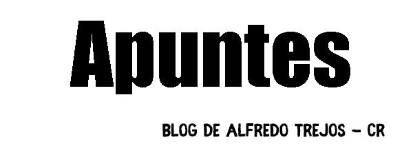 Alfredo Trejos. Poeta. Costa Rica