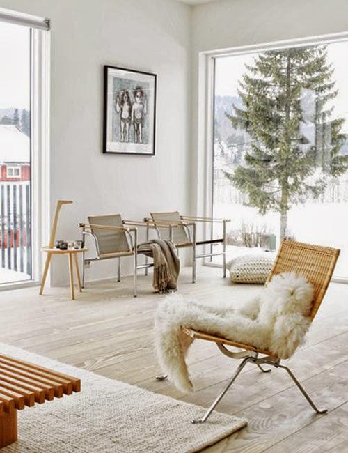 Muebles de mimbre, sostenibilidad en la decoración de interiores ...