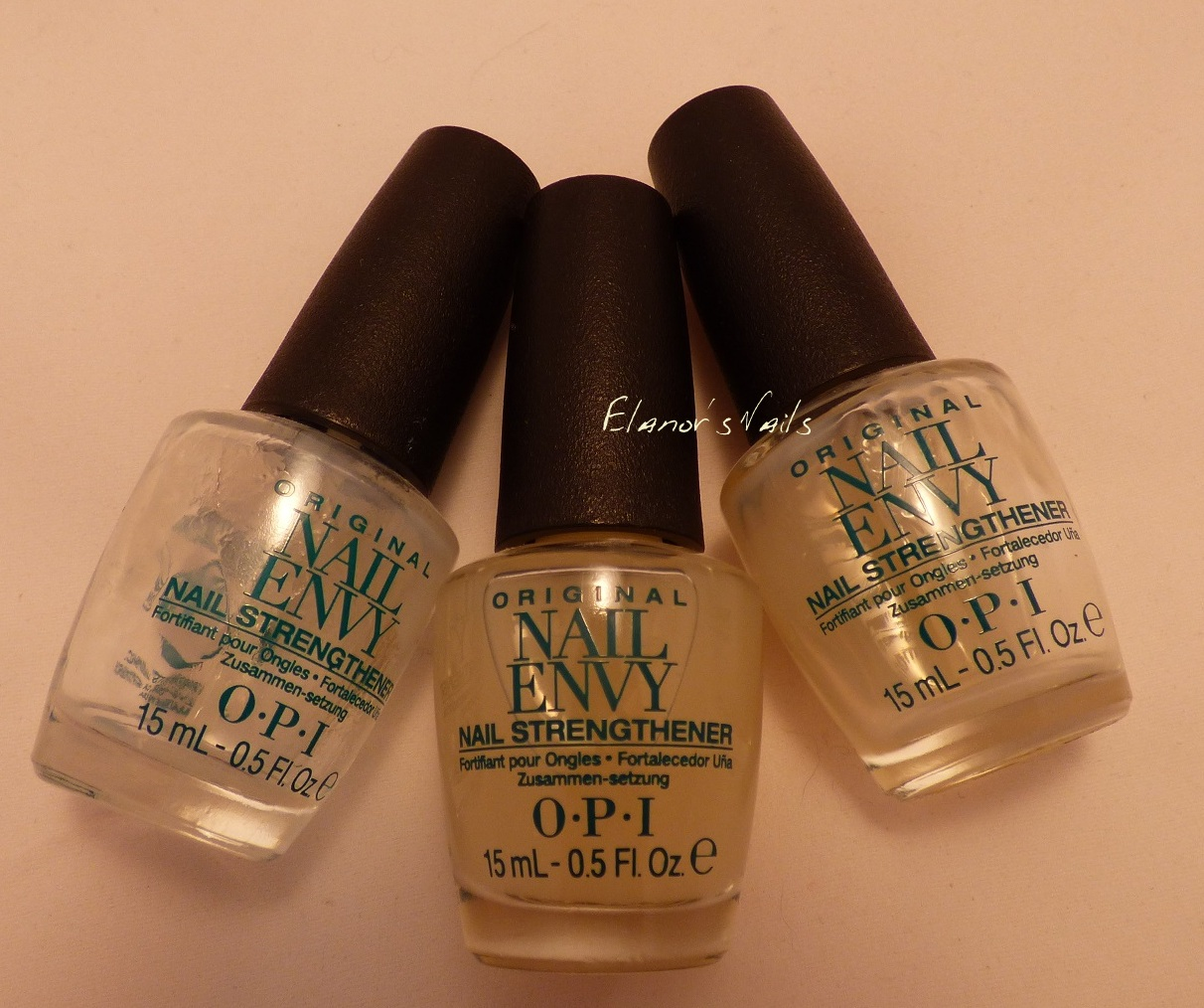 Elanor\'s Nails: My Essential Nail Care Products