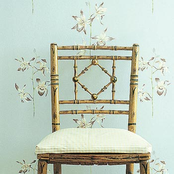 SANDERSON :wallpaper and fabrics