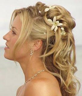 Bridesmaids Wedding Hairstyles 2012 2013jpg