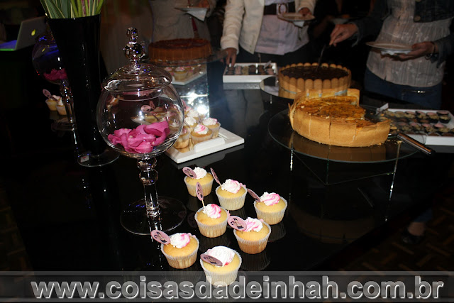 Encontro for Ladies do Studio de Moda café colonial quitutes