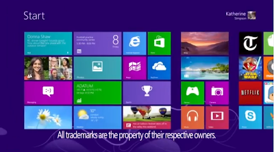 Microsoft Windows 8 TV Advertisement in Philippines : Everything at Once