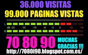 36.000 VISITAS