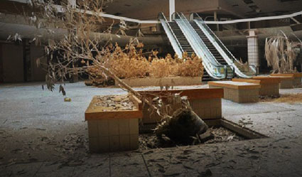 Abandoned Mall Escape