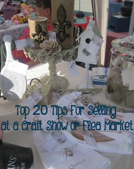 house of diy top 20 tips for selling at craft shows