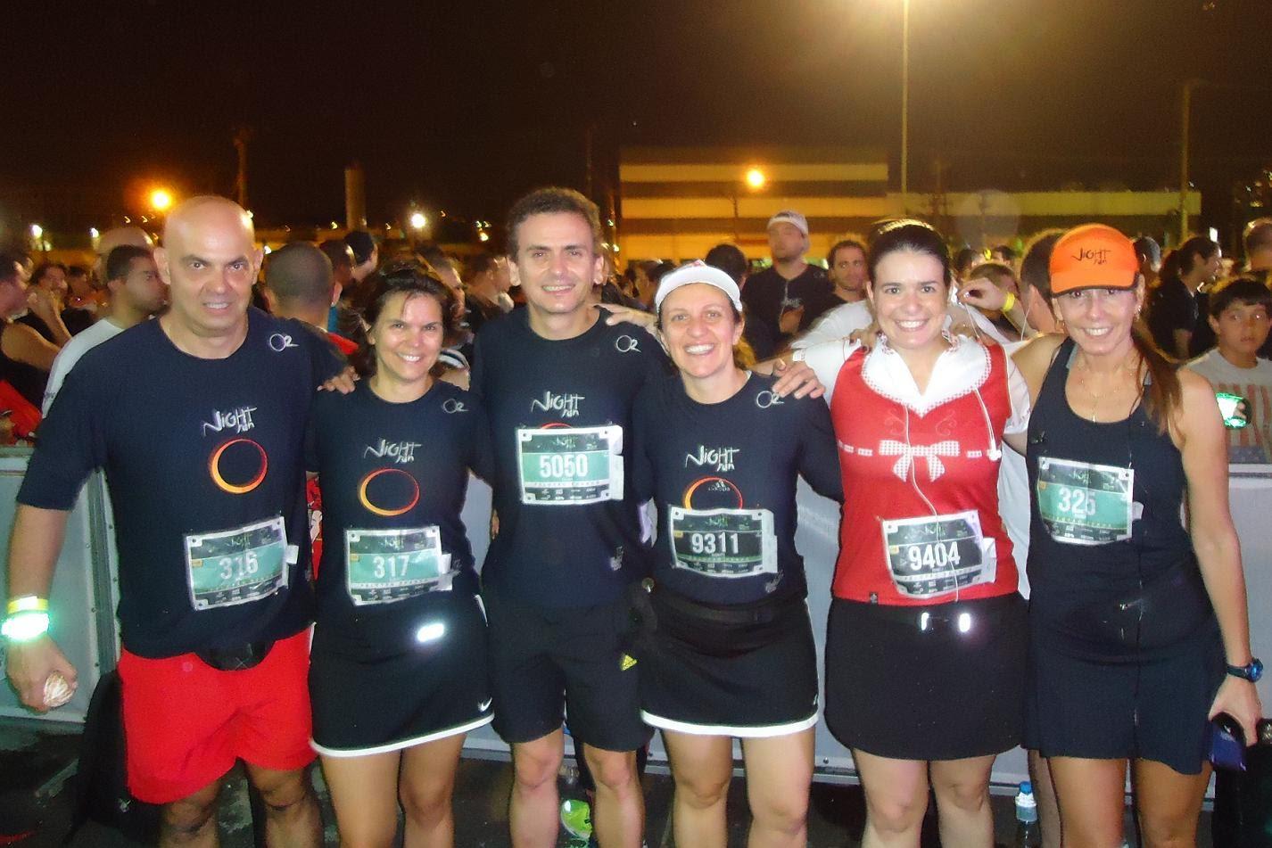 Circuito Night Run : Night run twist clube náutico araraquara