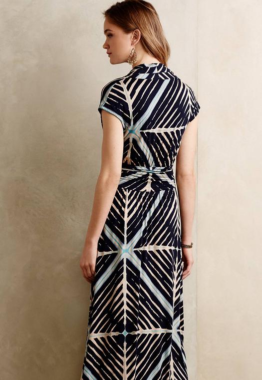 Star maxi dress, beauty in summer