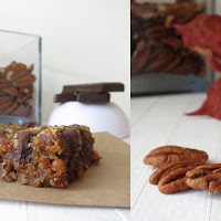 Paleo Apricot, Pecan & Chocolate Energy Bars
