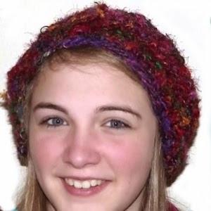 Gratis breipatroon Spring Hat
