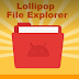 Lollipop File Manager v1.2.6 Apk (Ad-Free // Sin Publicidad)
