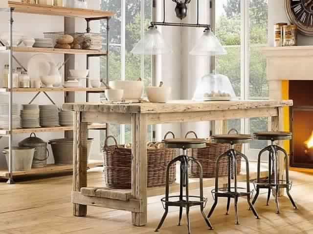 meuble de cuisine en bois ancien | meubles de cuisine - Meuble De Cuisine Ancien