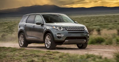 Land Rover Discovery Sport Indonesia