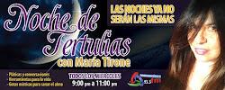 Noche de Tertulias con Maria Tirone