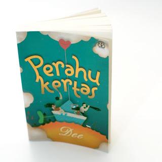 """Resensi Novel """" Perahu Kertas """""""