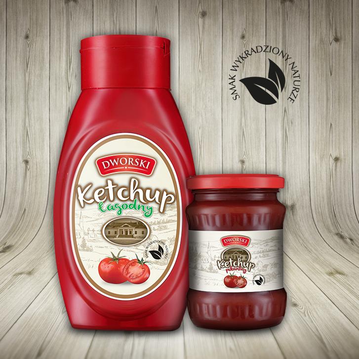 ketchup dworski z włocławka
