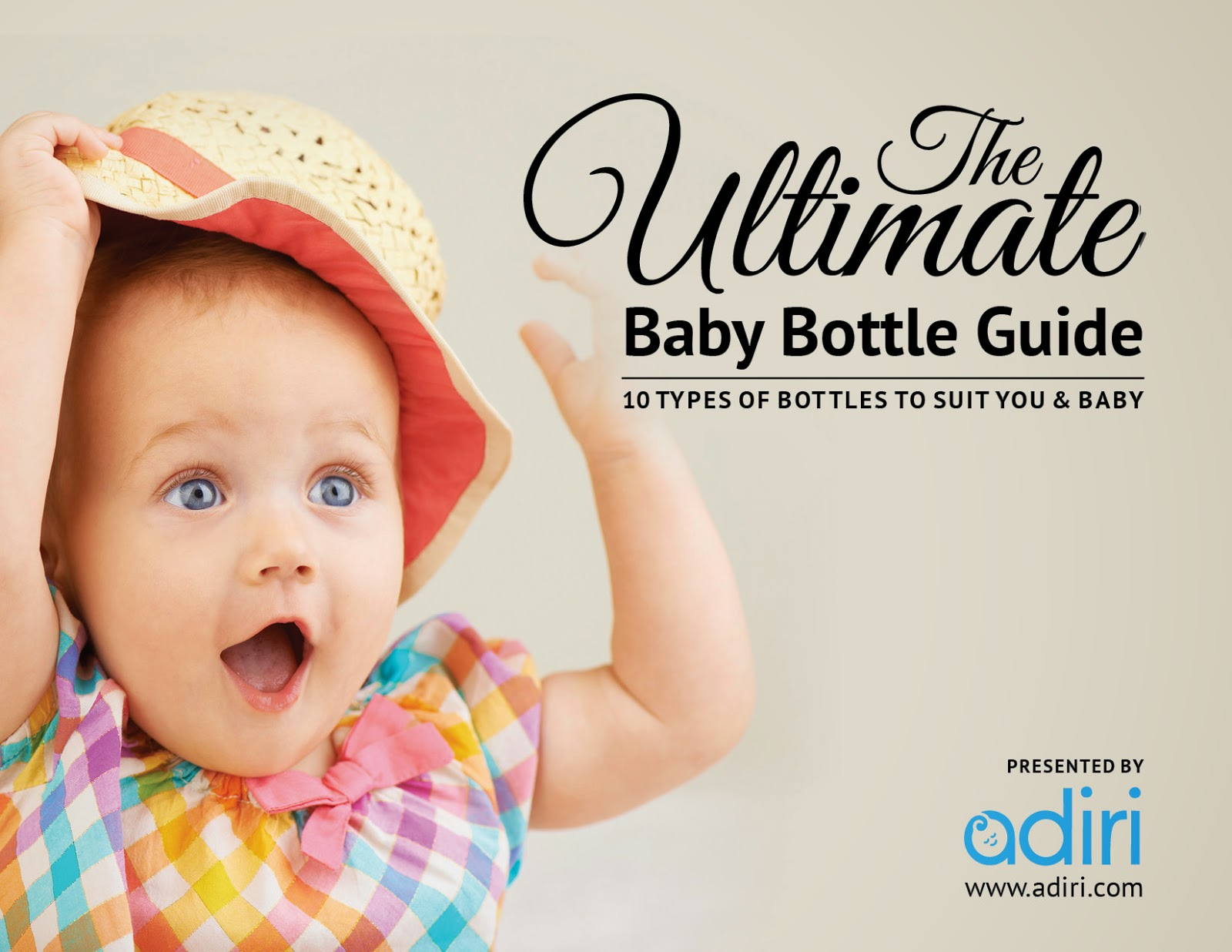 The Ultimate Baby Bottle Guide FREE download. Everything you may want to know about finding the right bottles for your baby.