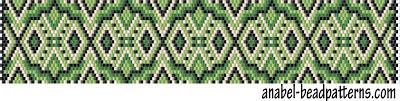 схемы бисероплетение мозаичное плетение кирпичное пейот орнамент кулон браслет