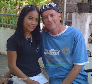 Tim Potter Philippines Sugar Land after the Beach with wife