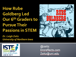 Rube Goldberg in STEM