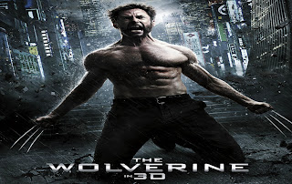 The Wolverine 3D Movie Latest Poster HD Wallpaper