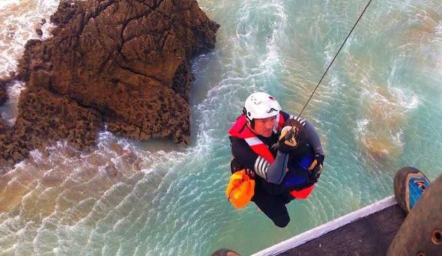 rescate liencres surfista