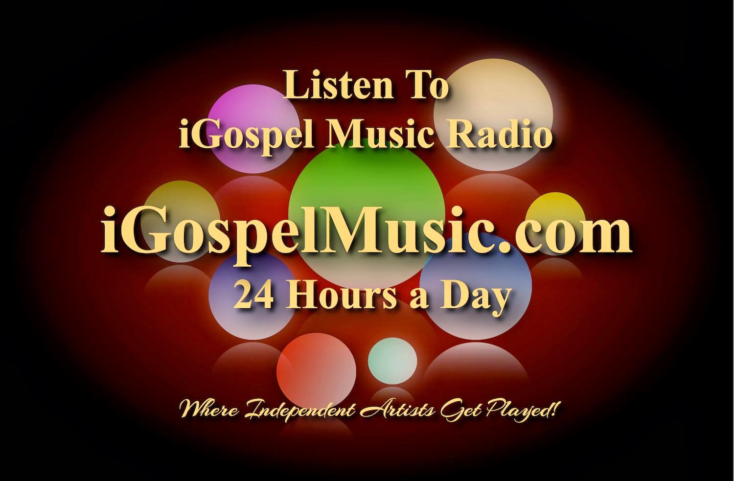 Read TBGB On iGospelMusic App