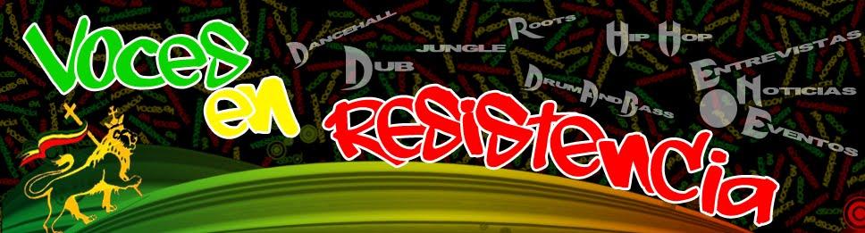 Voces en Resistencia Reggae México