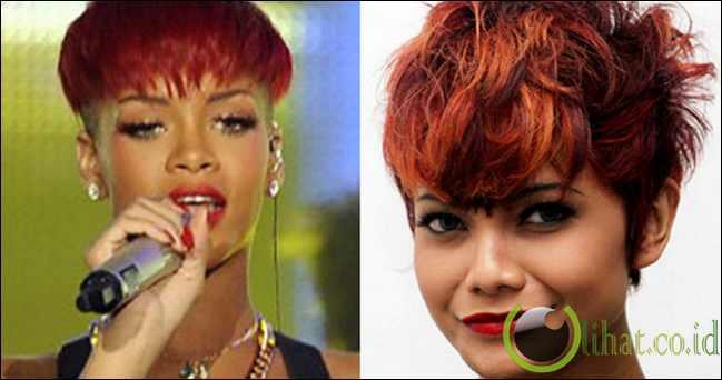 Citra Skolastika - Rihanna