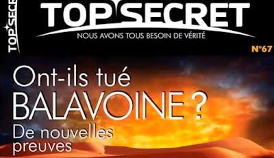 Daniel Balavoine a-t-il été assassiné pour protéger un secret d'Etat? Balavoine