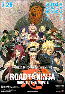 Naruto Shippuden el camino ninja