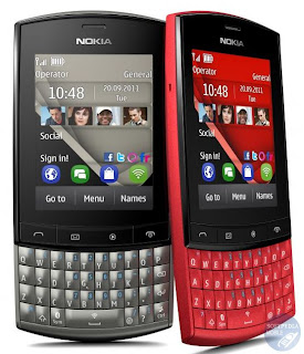Learn And Fun Pilihan  Nokia Asha 303 Technical Specifications