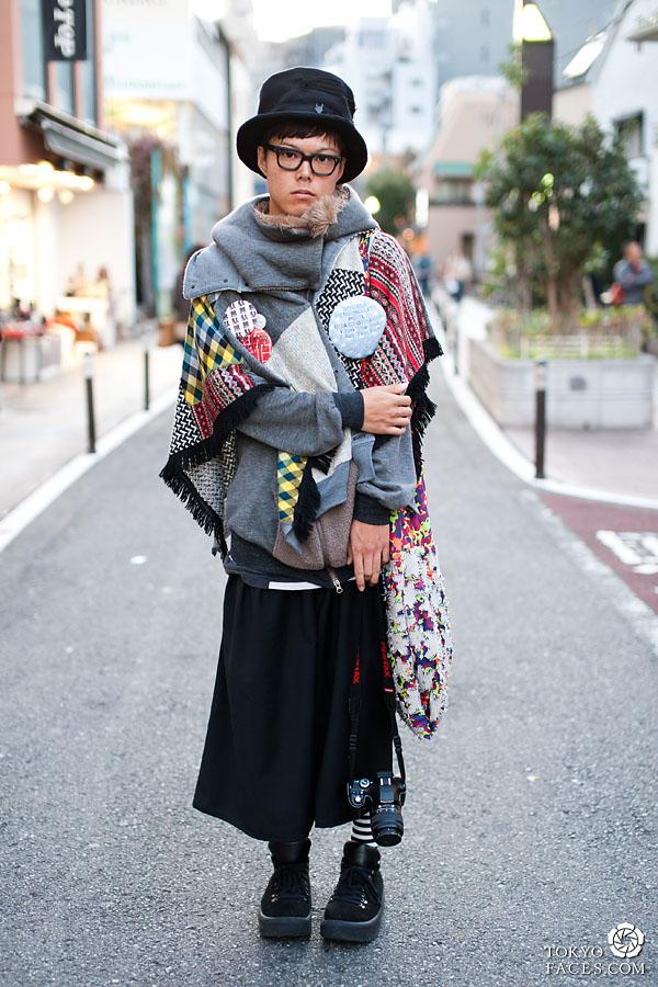 Venadomagazine Japanese Street Style Men