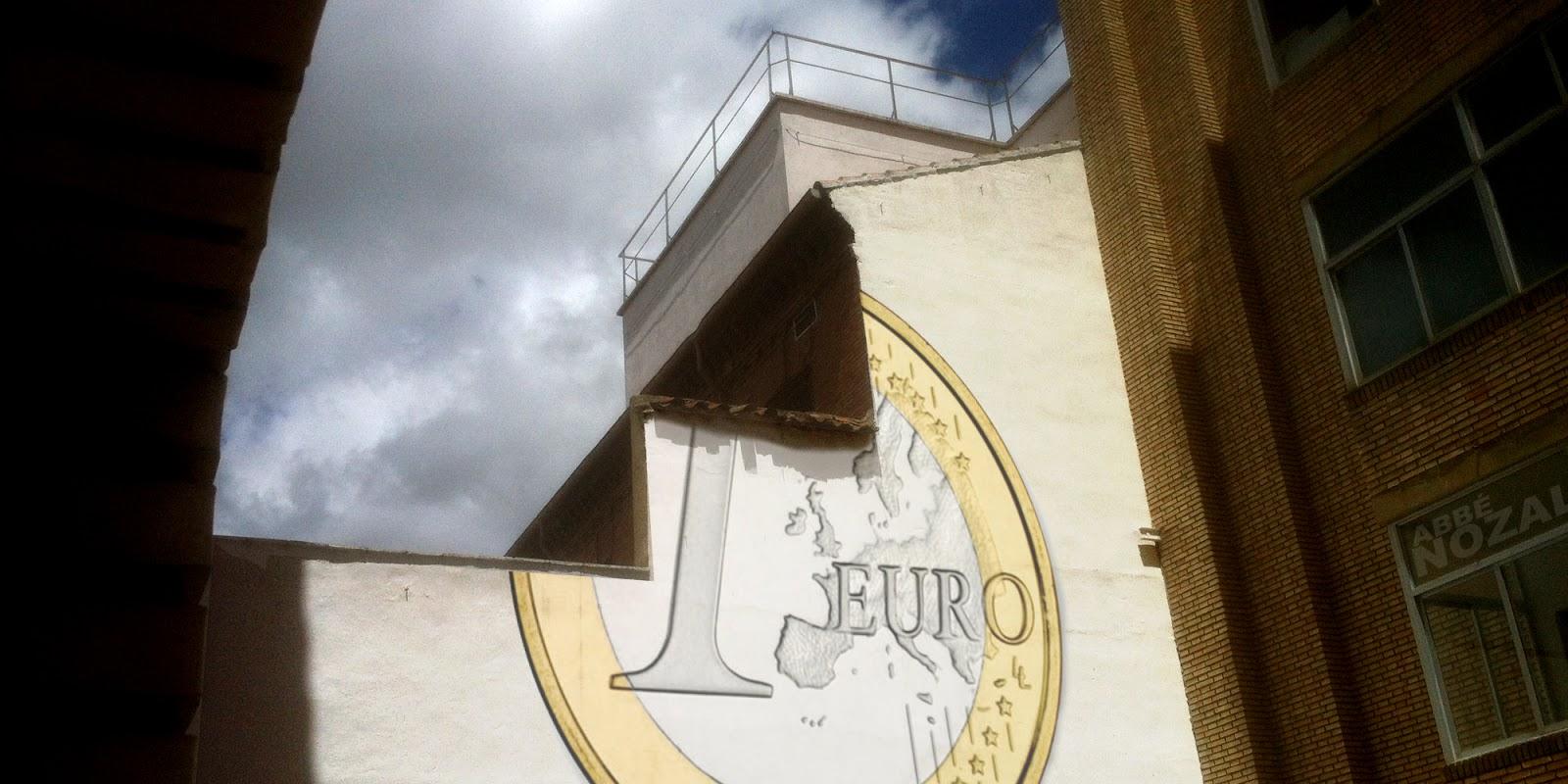 Zona euro tres cuartos, 2014 Abbé Nozal