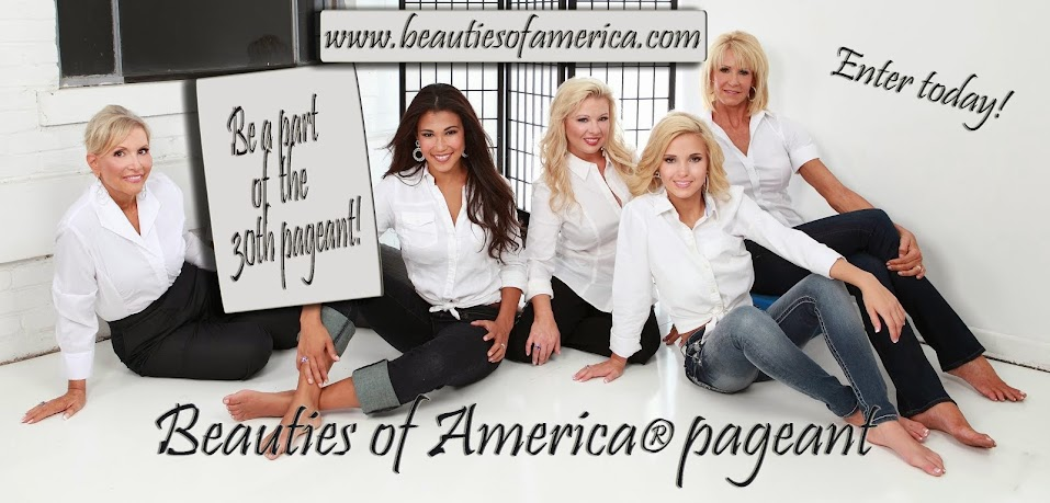 Beauties of America Pageant - Official Blogspot