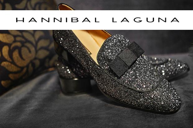 Hannibal Laguna zapatos