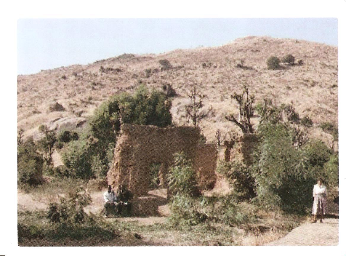 Unesco Postcards Nigeria Sukur Cultural Landscape