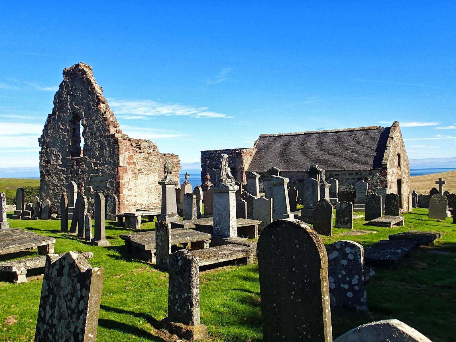 St Drostan's Kirk, Aberdour
