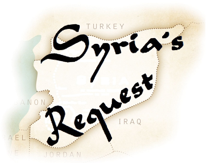 Syria's Request