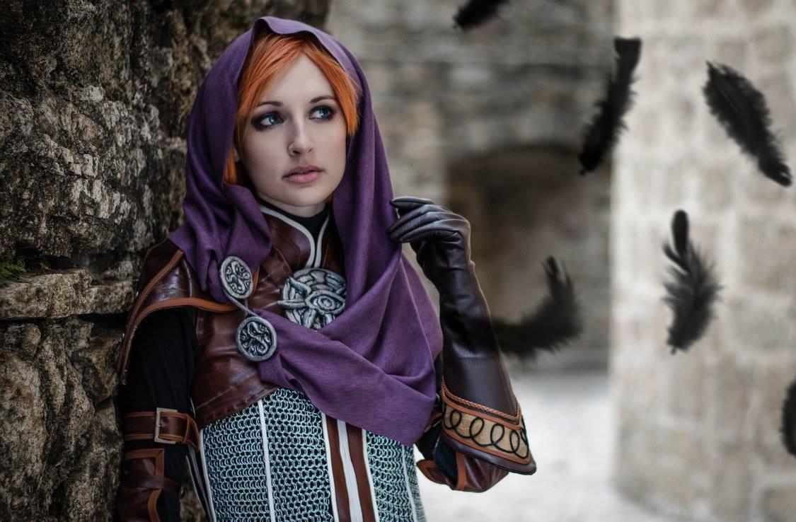 Dragon age leliana cosplay