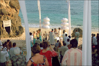 wedding in paradise, honeymoon in Bali